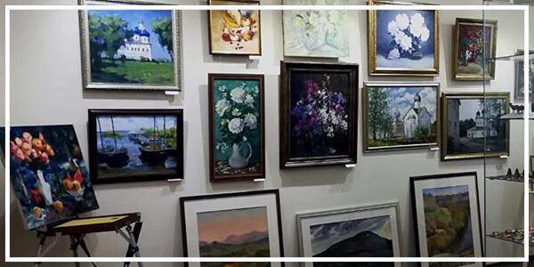 Купить картину в Великом Новгороде